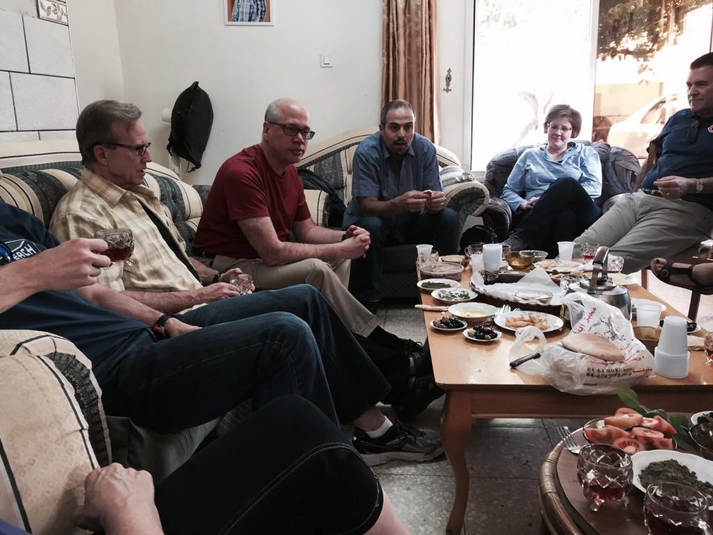 Israel Team Visit