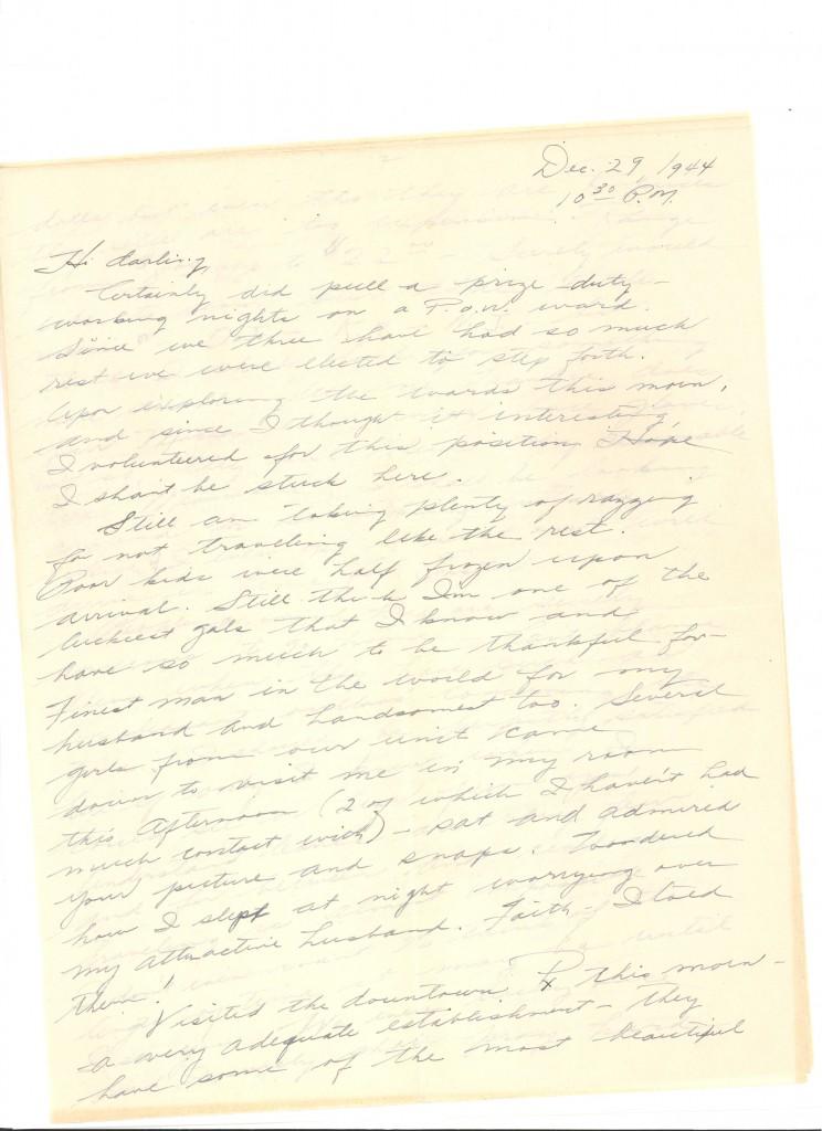 Helen letter