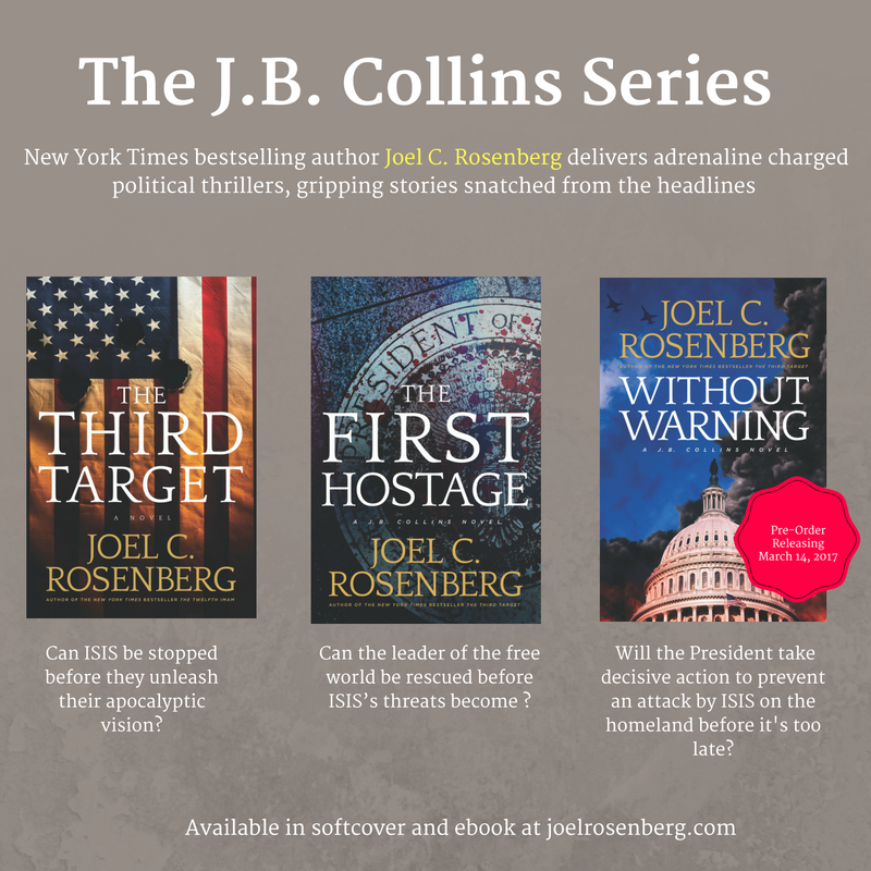 The J.B. Collins Series