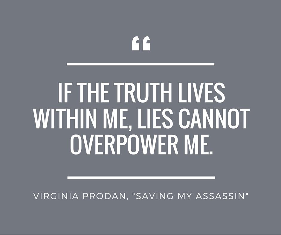 Virginia truth quote