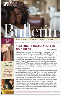 Focus on The Family Bulletin